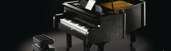 LEGO Ideas – 21323 Grand Piano