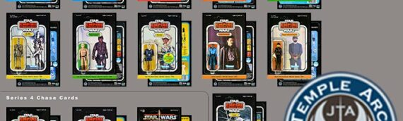 Jedi Temple Archives : Set de Traiding Cards Celebration 2020 disponible