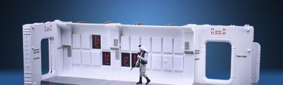 HASBRO – Star Wars The Vintage Collection : Le couloir du Tantive IV