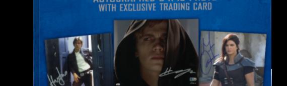 Topps – Star Wars Authentics: Les coffrets à l'aveugle 2020 sont disponibles