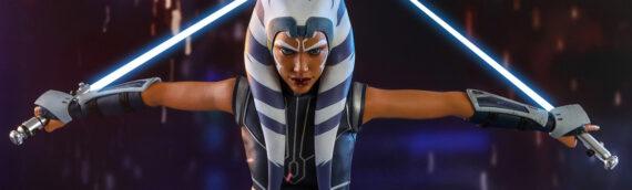 HOT TOYS – Star Wars: The Clone Wars Ahsoka Tano Sixth Scale Figure