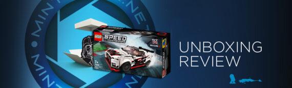 [Mintinbox Open the Box]  LEGO Speed Champions 76896 Nissan GT-R Nismo