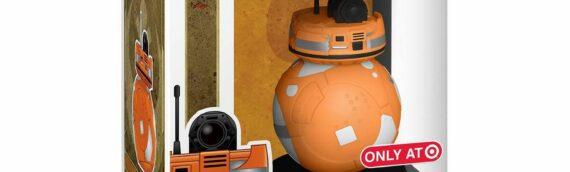 Funko POP- Star Wars: Galaxy's Edge CB-6B Exclu Target