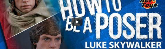 Sideshow – Hot Toys : Comment exposer Luke Jedi et Luke Endor