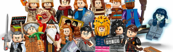 LEGO Harry Potter – 71028 Collectible Minifigures Series 2