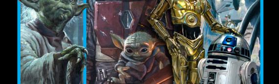 Les illustrations Star Wars signées Bryan Snuffer