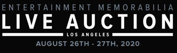 Propstore : Vente aux enchères le 26 et 27 Août à Los Angeles