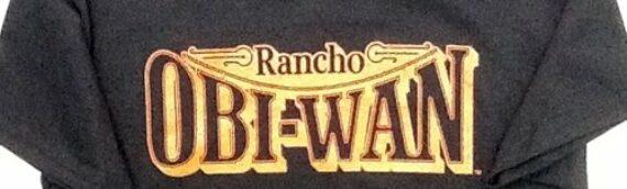 Rancho Obi-Wan : Des nouveaux produits en vente sur leur site