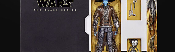 HASBRO – The Black Series Cad Bane and Todo 360 Convention Exclusive