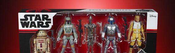 "Hasbro : 8 nouveaux coffrets ""Celebrate The Saga"""