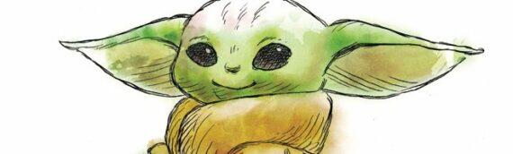 """IDW va édité un comics avec pour héros """"Baby Yoda"""" aux Etats-Unis"""