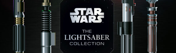[Beau Livre] : The Lightsaber Collection par Daniel Wallace incluera aussi ceux de l'Ascension de Skywalker