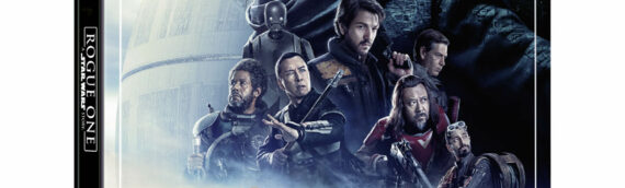 Zavvi : En exclusivité, le steelbook 4K du film Rogue One