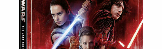 Zavvi : En exclusivité, le Steelbook de The Last Jedi
