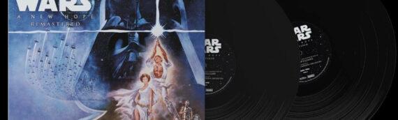 """Zavvi : Double vinyle du film """"Un nouvel espoir"""""""
