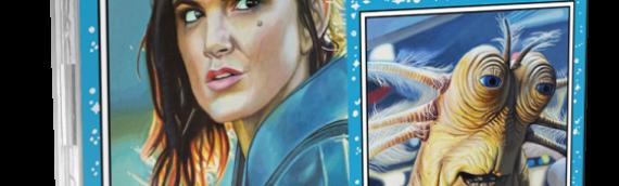 Topps Star wars Living Set : Cara Dune et Klaud sont les deux personnages de cette semaine