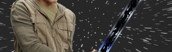 Hasbro : The Mandalorian Darksaber Lightsaber disponible