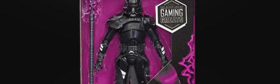 Hasbro – The Black Series : Plus de photos de leur figurine Electrostaff Purge trooper