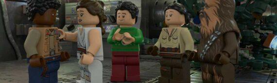 """""""LEGO STAR WARS HOLIDAY SPECIAL"""" le 17 novembre sur Disney+"""