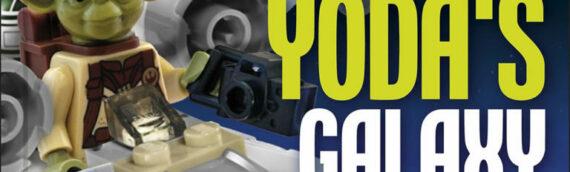 LEGO : Un nouveau livre, Star Wars Yoda's Galaxy Atlas