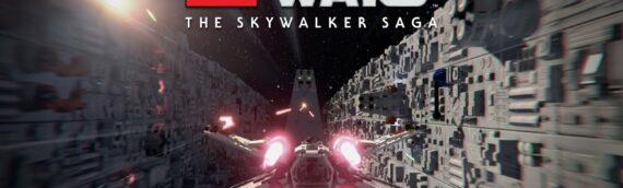 [GAMESCON 2020] LEGO Star Wars – The Complete Skywalker Saga se dévoile dans un nouveau trailer