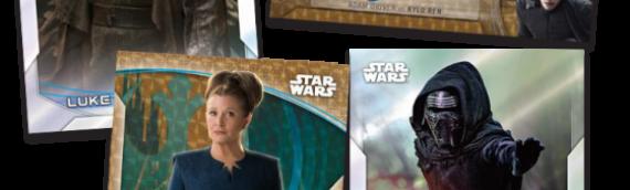 "Topps : Nouvelle collection de cartes ""Chrome Star Wars Perspectives"""