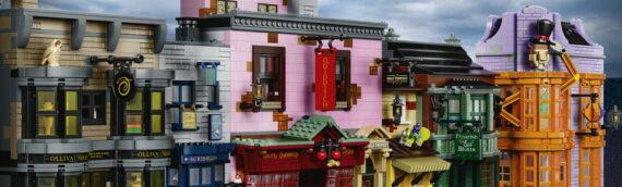 LEGO Harry Potter – 75978 Le chemin de Traverse (Diagon Alley)
