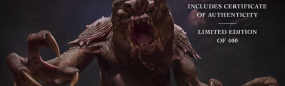 Sideshow Collectibles – The Rancor Fine Art Print