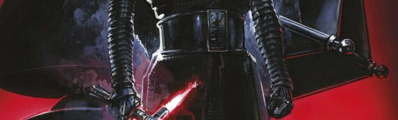 Panini Comics – L'Ascension de Kylo Ren disponible aujourd'hui