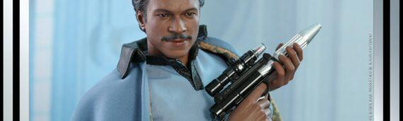 Hot Toys : Lando Calrissian version Bespin Sixth Scale Figure