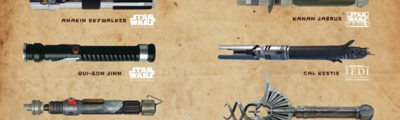 Disney Star Wars Galaxy Edge : Un Fan Vote pour le prochain Legacy Lightsaber