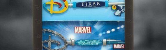 ShopDisney – Le 4-pack des clés des studios Disney