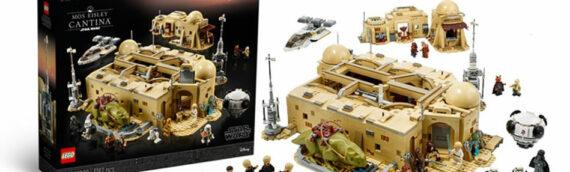 LEGO Star Wars – 75290  Mos Eisley Cantina