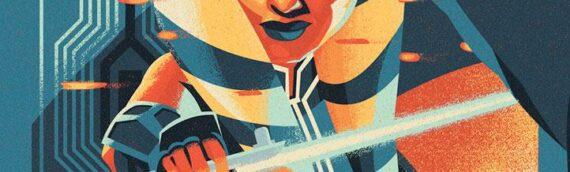 ACME Archives : Deux nouveaux artworks sur Ahsoka et The Mandalorian
