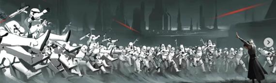 The Rise of Skywalker – De nouveaux concepts arts du films que nous ne verrons jamais