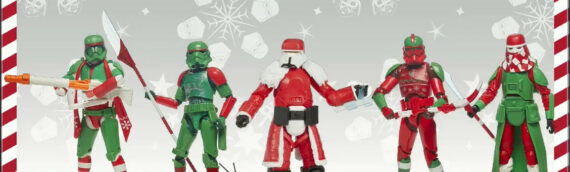 HASBRO – The Black Series Holiday Edition