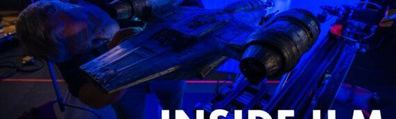 ILM VFX : Tous sur la création du Razor Crest en vidéo