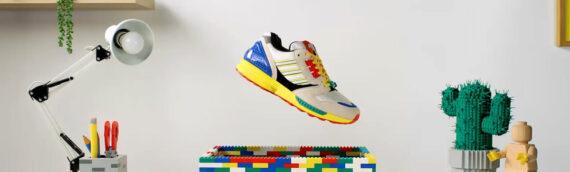 LEGO x Adidas A-ZX8000 disponible le 25 septembre