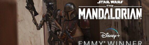 Creative Arts Emmys : 5 récompenses pour la série The Mandalorian