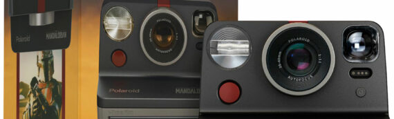 Polaroid – The Mandalorian: Un appareil photo instantané aux couleurs de la série.