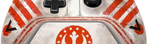 Microsoft :  Une manette Xbox aux couleurs du jeu Star Wars : Squadrons