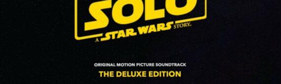 Une version Deluxe de la bande originale du film Solo pour bientôt
