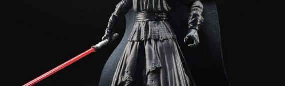 Hasbro – The Black Series : Le seigneur Sith Darth Nihilus arrive dans la gamme Gaming