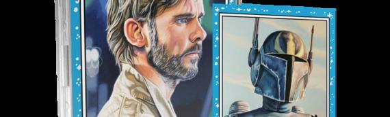 Topps Star wars Living Set : Un Mandalorian et un résistant pour cette nouvelle semaine