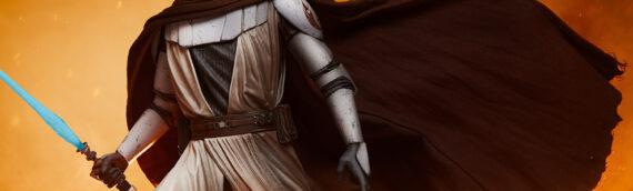 Sideshow Collectibles – General Obi-Wan Kenobi Mythos disponible en précommande