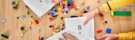 LEGO – La fin des sachets en plastiques dès 2021