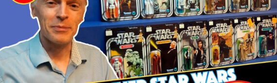 Chronique Vintage – Vintage Star Wars Figurines Kenner de 1978