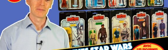 Chronique Vintage – Figurines Kenner Star Wars l'Empire contre attaque de 1980