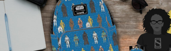Loungefly : Un nouveau sac à dos disponible