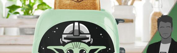 Le grille pain The Child – L'enfant se décline en accessoire de cuisines